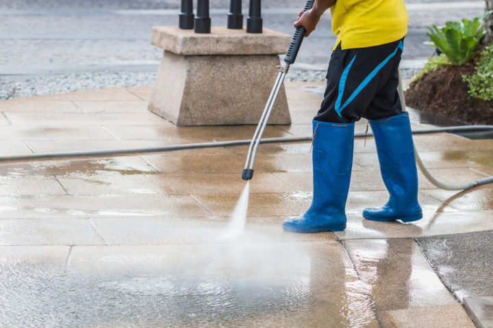 Key benefits of using commercial pressure washer