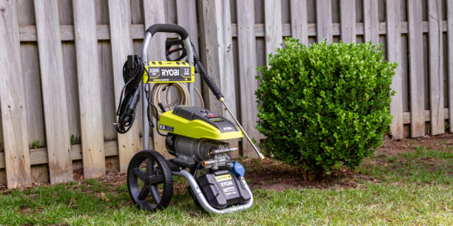 How electric pressure washer adds beauty to your home