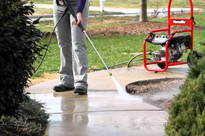 Excellent benefits of hot water pressure washer for cleaning